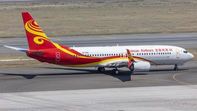 B-1785 - Boeing 737-84P - Hainan Airlines