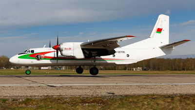 EW-007DD - Antonov An-26F - Belarus - Air Force