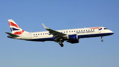 G-LCYO - Embraer 190-100SR - BA CityFlyer