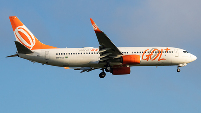 A picture of PRGUL - Boeing 7378EH - GOL Linhas Aereas - © fachetti_spotter
