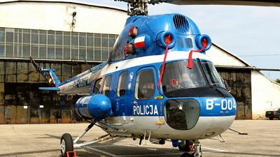 SN-06XP - PZL-Swidnik Mi-2 Hoplite - Poland - Police