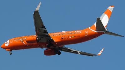PR-GTM - Boeing 737-8EH - GOL Linhas Aereas