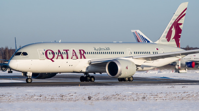 A7-BCG - Boeing 787-8 Dreamliner - Qatar Airways