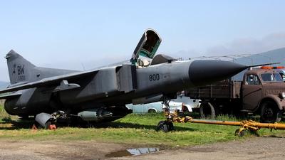 87-800 - Mikoyan-Gurevich MiG-23MF Flogger B - Hungary - Air Force