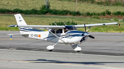 EC-KOQ - Cessna 182T Skylane - Aero Club - Barcelona-Sabadell