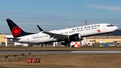 C-GEHQ - Boeing 737-8 MAX - Air Canada