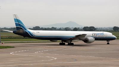 TT-DFJ - Douglas DC-8-73(CF) - CFS Air Cargo