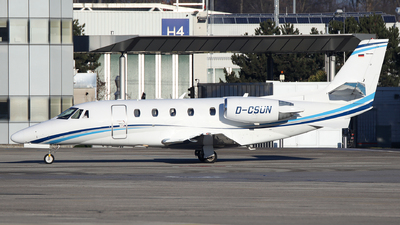 D-CSUN - Cessna 560XL Citation XLS+ - Air Hamburg