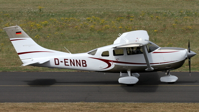D-ENNB - Cessna T206H Stationair TC - Private