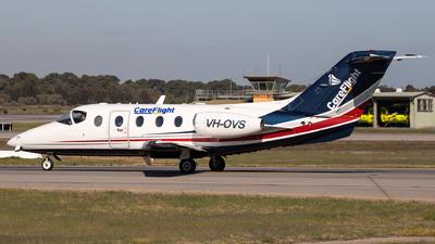 VH-OVS - Beechcraft 400A Beechjet - Careflight