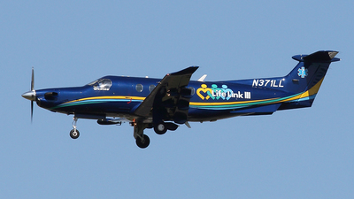 N371LL - Pilatus PC-12/47E - Critical Care Services