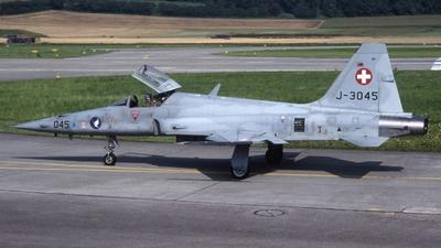 J-3045 - Northrop F-5E Tiger II - Switzerland - Air Force