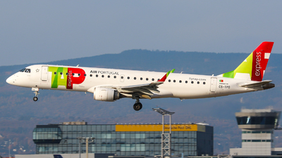 CS-TPO - Embraer 190-100LR - TAP Express