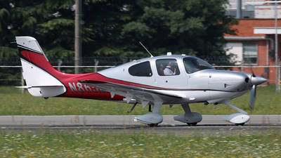 N865MB - Cirrus SR22T - Private