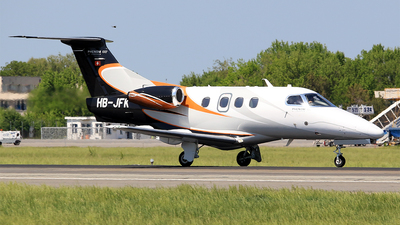 HB-JFK - Embraer 500 Phenom 100 - Your Jet