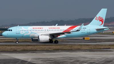 B-8896 - Airbus A320-214 - Loong Air