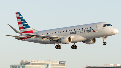 A picture of N203NN - Embraer E175LR - American Airlines - © Positive Rate Photography