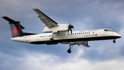 C-GJZK - Bombardier Dash 8-Q402 - Air Canada Express (Jazz Aviation)