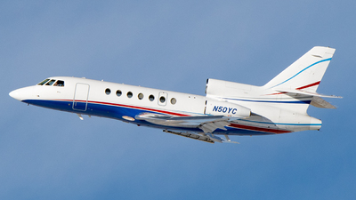 N50YC - Dassault Falcon 50 - Private Jets