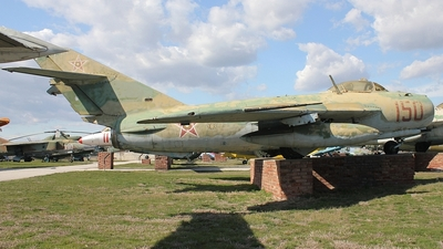 150 - Mikoyan-Gurevich Mig-17F Fresco - Bulgaria - Air Force