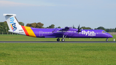 G-PRPI - Bombardier Dash 8-Q402 - Flybe