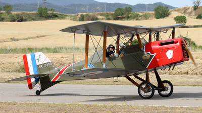 EC-ZXU - Tot Bipla SE5 Replica - Private