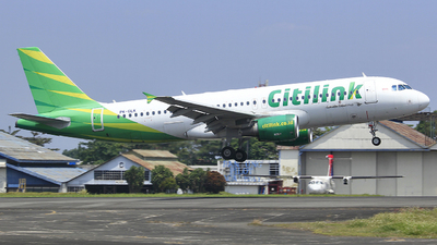 A picture of PKGLK - Airbus A320214 - Citilink - © RifqiFr25