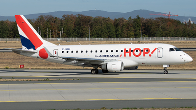 F-HBXI - Embraer 170-100STD - HOP! for Air France