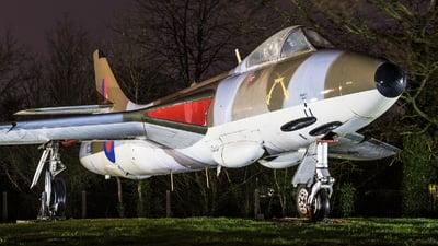 XG225 - Hawker Hunter F.6A - United Kingdom - Royal Air Force (RAF)