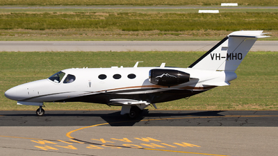 VH-MHO - Cessna 510 Citation Mustang - Private