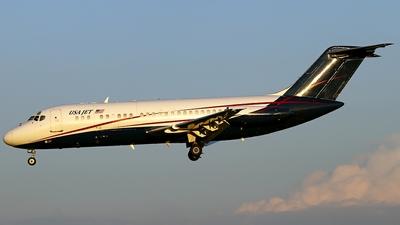 N192US - McDonnell Douglas DC-9-15(F) - USA Jet Airlines