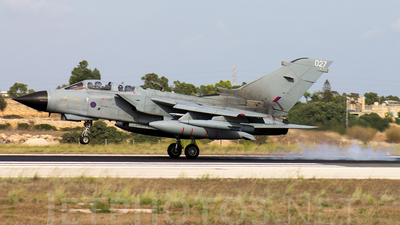 ZA462 - Panavia Tornado GR.4 - United Kingdom - Royal Air Force (RAF)
