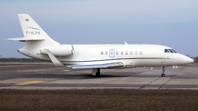 A picture of FHLPN - Dassault Falcon 2000LX -  - © Marin Ghe.