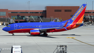A picture of N7750A - Boeing 7377BD - Southwest Airlines - © Michael Rodeback
