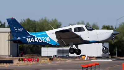 N4402W - Piper PA-28-181 Archer TX - CAE Oxford Aviation Academy