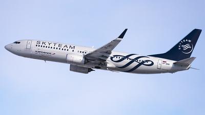 A picture of VPBMB - Boeing 7378LJ - Aeroflot - © Faustasyan