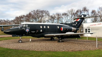 XS709 - Hawker Siddeley Dominie T.1 - United Kingdom - Royal Air Force (RAF)