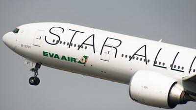 B-16701 - Boeing 777-35EER - Eva Air