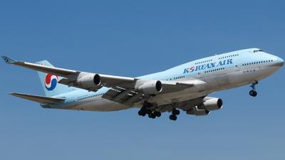 HL7461 - Boeing 747-4B5 - Korean Air