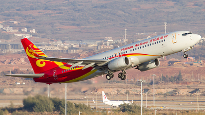 B-5855 - Boeing 737-84P - Hainan Airlines