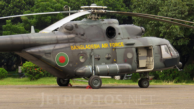735 - Mil Mi-171A Baikal - Bangladesh - Air Force