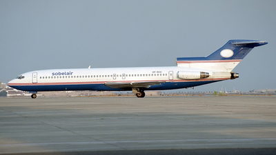 OY-SCC - Boeing 727-212(Adv) - Sobelair (Sterling European Airlines)