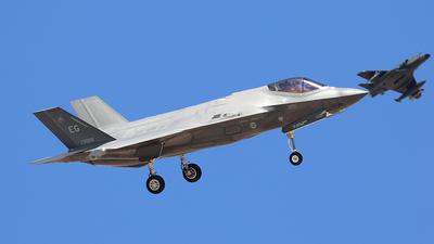 11-5026 - Lockheed Martin F-35A Lightning II - United States - US Air Force (USAF)
