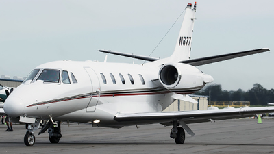 N677QS - Cessna 560XL Citation Excel - NetJets Aviation