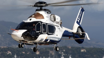 A picture of FWWPL - Airbus Helicopters H160 - Airbus - © BizavMen