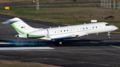 EC-LTF - Bombardier BD-700-1A10 Global 6000 - Gestair Private Jets
