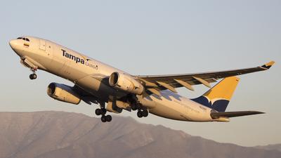 N331QT - Airbus A330-243F - Avianca Cargo