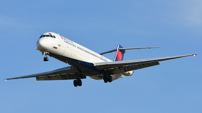 N901DE - McDonnell Douglas MD-88 - Delta Air Lines
