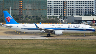 B-8900 - Airbus A321-211 - China Southern Airlines
