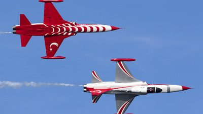 71-3049 - Canadair NF-5A Freedom Fighter - Turkey - Air Force